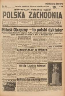 Polska Zachodnia, 1937, R. 12, nr 321