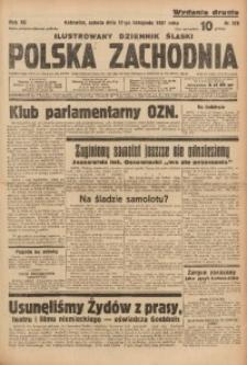 Polska Zachodnia, 1937, R. 12, nr 326