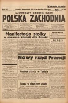Polska Zachodnia, 1938, R. 13, nr 100