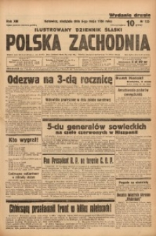 Polska Zachodnia, 1938, R. 13, nr 125