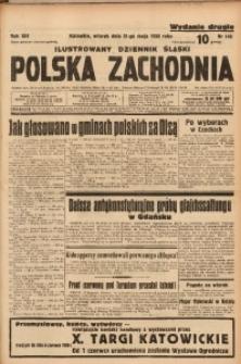 Polska Zachodnia, 1938, R. 13, nr 148
