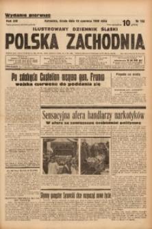 Polska Zachodnia, 1938, R. 13, nr 162