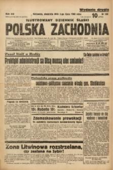 Polska Zachodnia, 1938, R. 13, nr 180