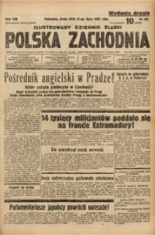 Polska Zachodnia, 1938, R. 13, nr 204