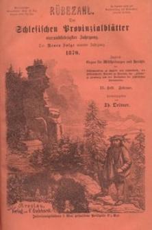 Rübezahl, 1870, Jg. 74/N. F. Jg. 9, H. 2
