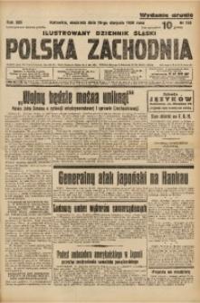 Polska Zachodnia, 1938, R. 13, nr 235