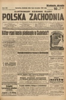 Polska Zachodnia, 1938, R. 13, nr 242