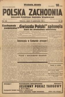 Polska Zachodnia, 1938, R. 13, nr 283
