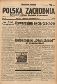 Polska Zachodnia, 1938, R. 13, nr 295