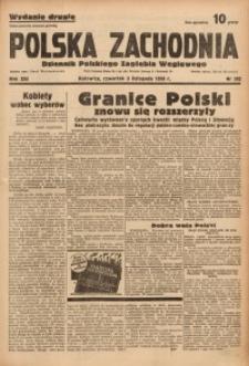 Polska Zachodnia, 1938, R. 13, nr 302