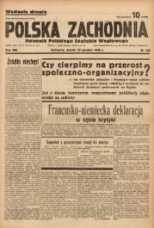 Polska Zachodnia, 1938, R. 13, nr 340