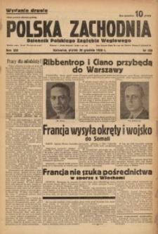 Polska Zachodnia, 1938, R. 13, nr 358