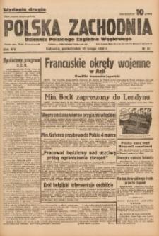 Polska Zachodnia, 1939, R. 14, nr 51