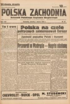 Polska Zachodnia, 1939, R. 14, nr 66