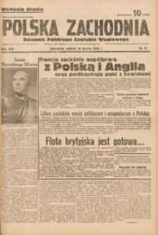 Polska Zachodnia, 1939, R. 14, nr 77