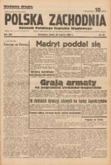 Polska Zachodnia, 1939, R. 14, nr 88