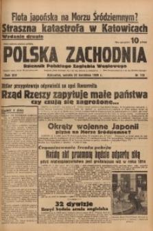 Polska Zachodnia, 1939, R. 14, nr 110