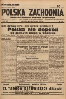 Polska Zachodnia, 1939, R. 14, nr 134