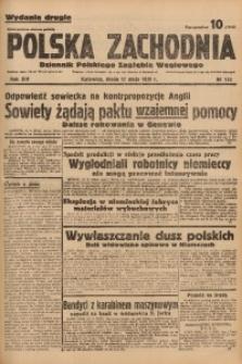 Polska Zachodnia, 1939, R. 14, nr 135