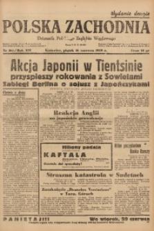 Polska Zachodnia, 1939, R. 14, nr 164