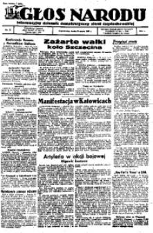 Głos Narodu, 1945, R. 1, Nr. 32