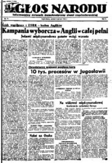 Głos Narodu, 1945, R. 1, Nr. 96