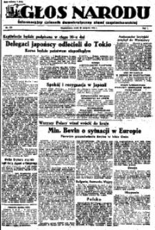 Głos Narodu, 1945, R. 1, Nr. 156