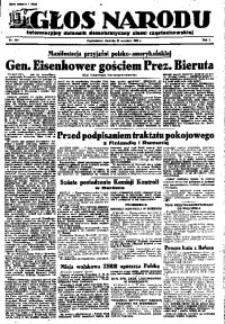 Głos Narodu, 1945, R. 1, Nr. 184