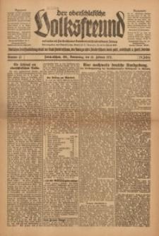 Der Oberschlesische Volksfreund, 1921, Jg. 29, nr 12