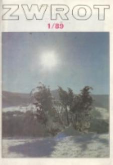 Zwrot, R. 41 (1989), Nry 1-12