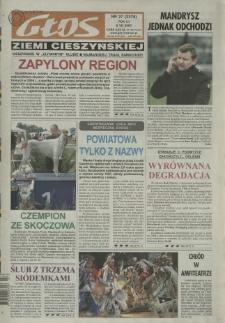 Głos Ziemi Cieszyńskiej, 2007, Nry 27-51/52