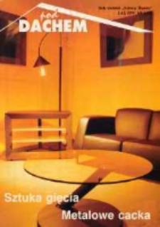 Pod Dachem, 1999, nr 3