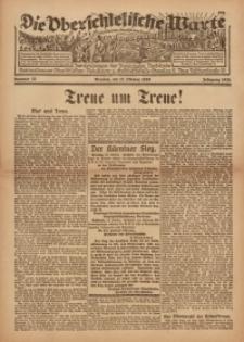 Die Oberschlesische Warte, 1920, Nr 33
