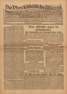 Die Oberschlesische Warte, 1920, Nr 37