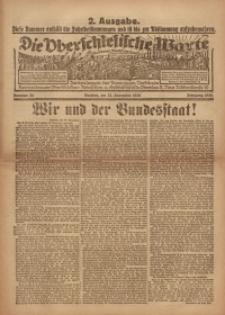 Die Oberschlesische Warte, 1920, Nr 38