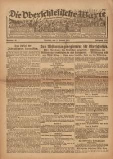 Die Oberschlesische Warte, 1921, Nr 45