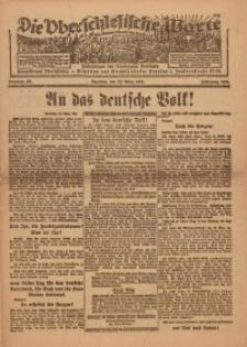Die Oberschlesische Warte, 1921, Nr 55