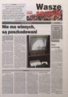 Wasze Sprawy, 2000, 16.03