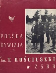 Polska Dywizja im. T. Kościuszki w ZSRR