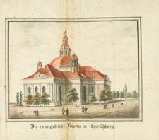 Jelenia Góra - Kościół pw. Podwyższenia Krzyża Świętego