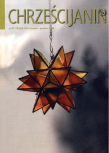 Chrześcijanin, 2006, nr 11/12