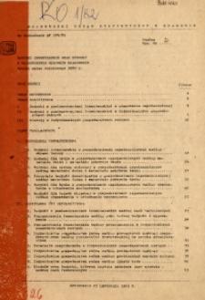 Budynki inwentarskie oraz stodoły w woj. miejskim krakowskim. Wyniki spisu rolniczego 1980 r.
