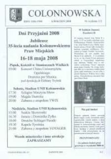 Colonnowska 2008, nr 112.