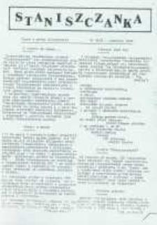 Staniszczanka : pismo z gminy Kolonowskie 1991, nr 2 (8).