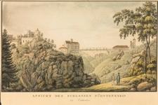 Zamek Książ i Stary Książ
