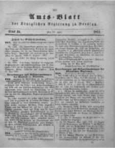 Amts-Blatt der Königlichen Regierung zu Breslau, 1874, Bd. 65, St. 24