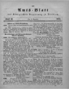 Amts-Blatt der Königlichen Regierung zu Breslau, 1874, Bd. 65, St. 49