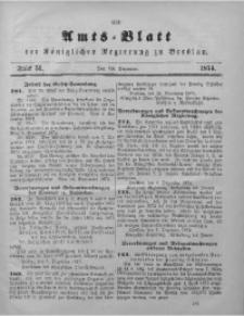 Amts-Blatt der Königlichen Regierung zu Breslau, 1874, Bd. 65, St. 51