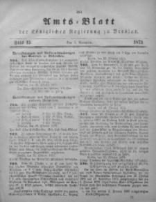 Amts-Blatt der Königlichen Regierung zu Breslau, 1875, Bd. 66, St. 45