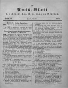Amts-Blatt der Königlichen Regierung zu Breslau, 1880, Bd. 71, St. 41